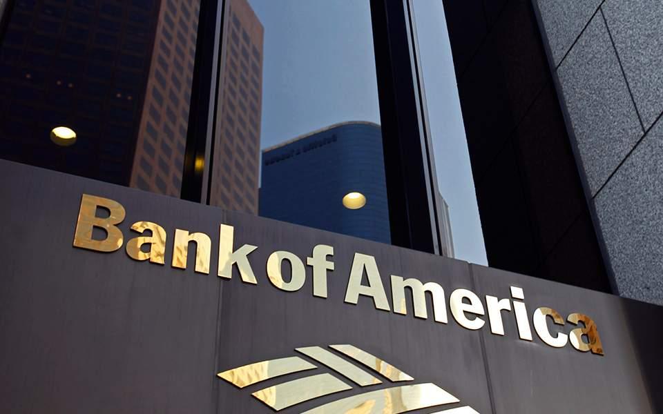биткоин сейчас в банк оф америка